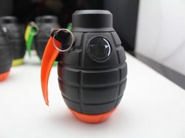 Vacuum casting – grenade